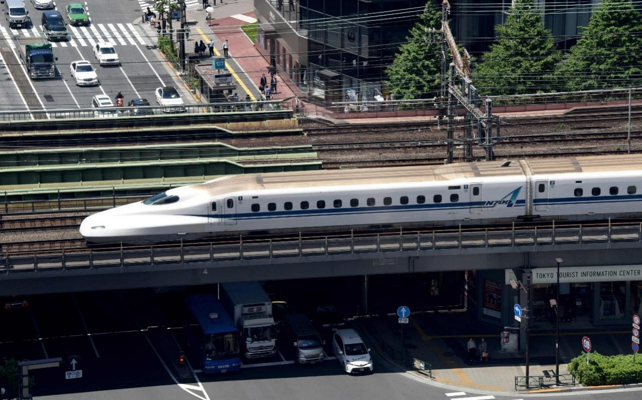 Why Trains In Japan Will Bark Like A Dog And Snort Like A Deer