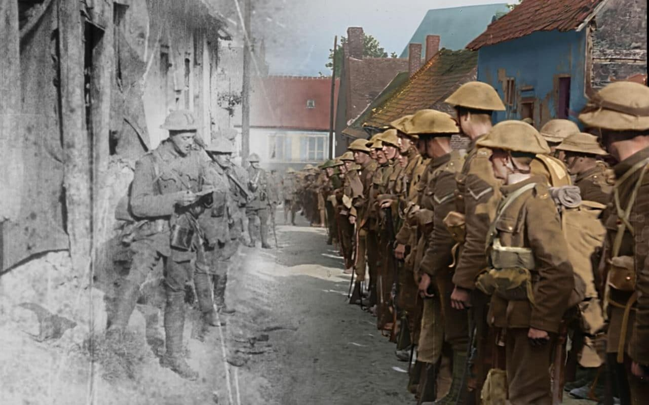 How Peter Jackson Is Bringing First World War To Life
