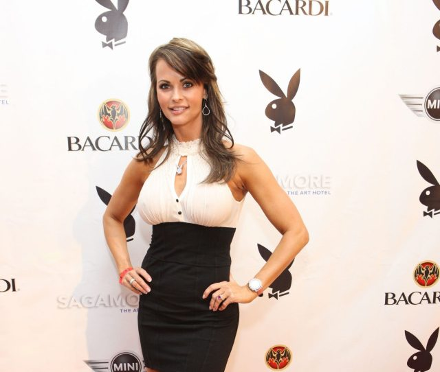 Karen Mcdougal Playboy Playmate Of The Year 1998