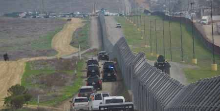 Image result for Border wall crisis