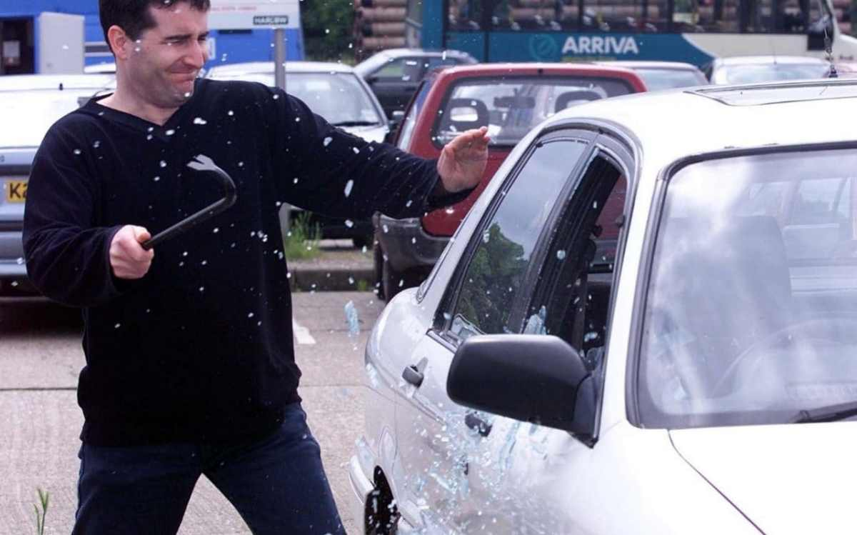 Nine out of ten car thieves are not caught as the number of vehicles stolen increases