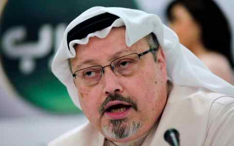 The recordings allegedly capture Mr Khashoggi being interrogated in Arabic