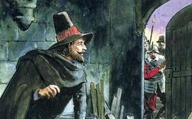 who was Guy Fawkes bonfire night gunpowder plot facts november 5 uk 2021