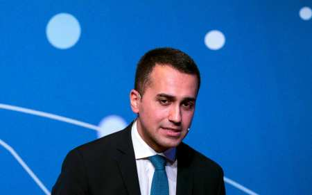 """Italian Deputy Premier Luigi Di Maio claimed """"the wind of change has crossed the Alps"""" after the meeting"""