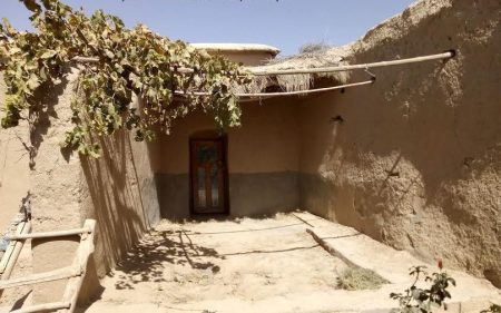 Taliban handout said to show where Mullah Omar lived until he died