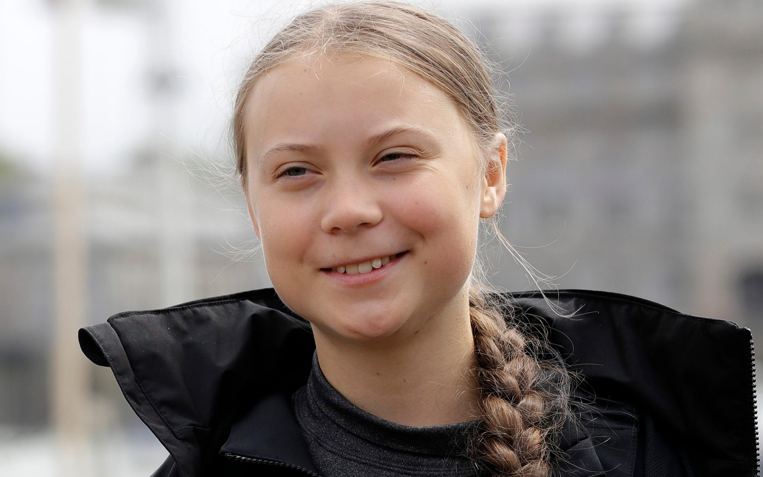 Greta Thunberg May Be Annoying But At Least She Isn T A Hypocrite