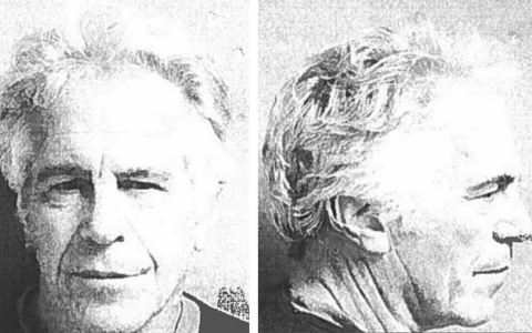 Epstein died in prison on August 10 in what coroners ruled a suicide; Miss Ransome is among those who believe he was murdered
