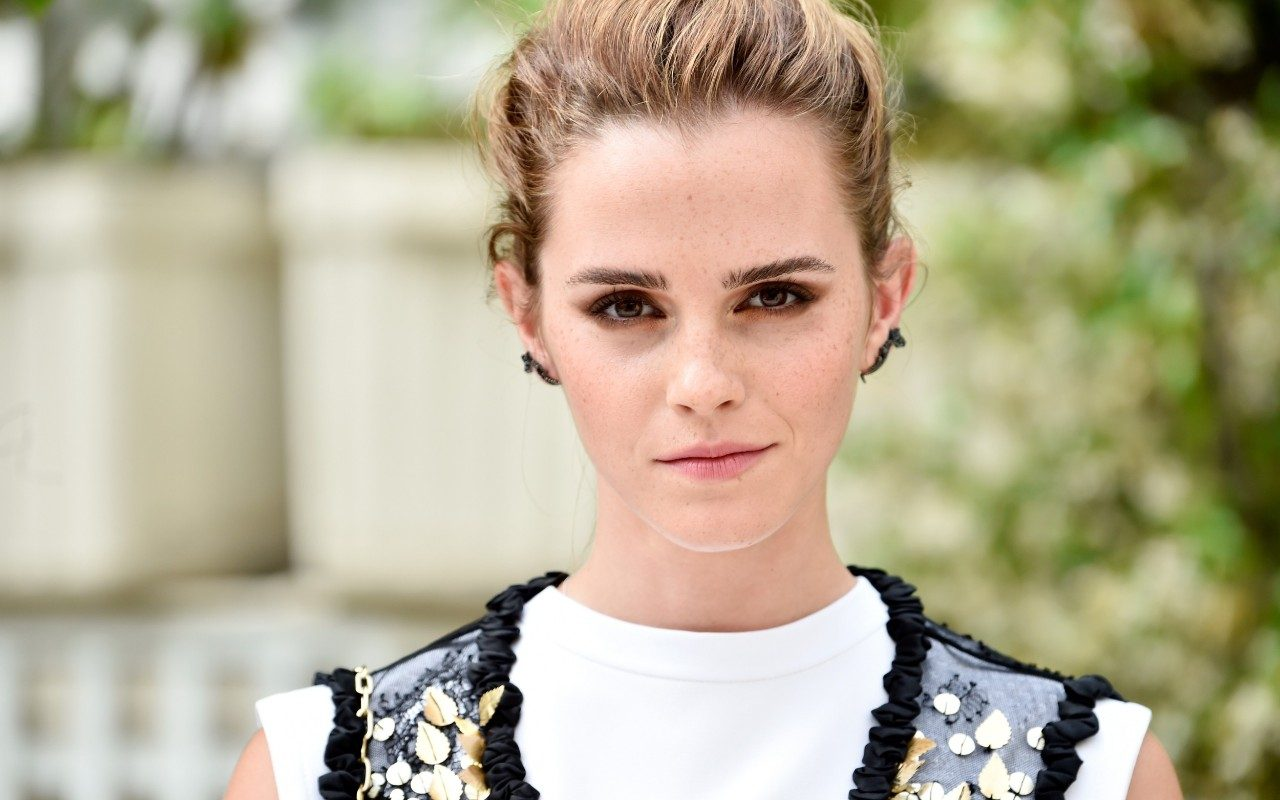 Emma Watson says she is not single she is 'self-partnered' and has no stress about turning 30