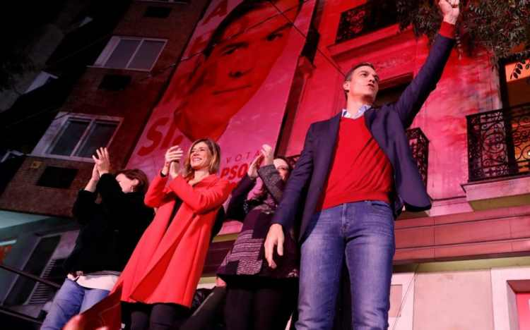 Socialists win Spanish election but far-right party surges