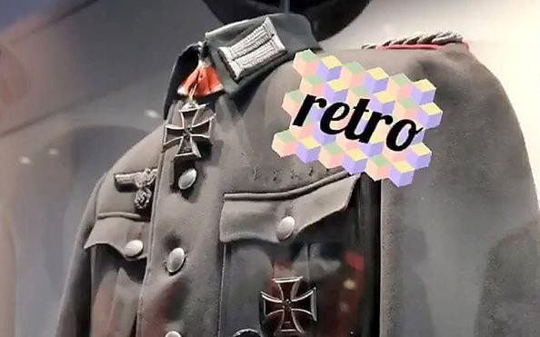 German military posts Nazi uniform as 'retro style' on Instagram
