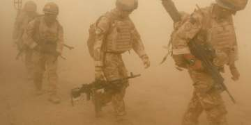 Every soldier should be screened for PTSD, former Helmand officer warns, as charity runs out of funding