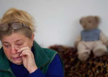 'They say I killed my child': Woman who inspired Chernobyl TV character says abuse has sent her into hiding