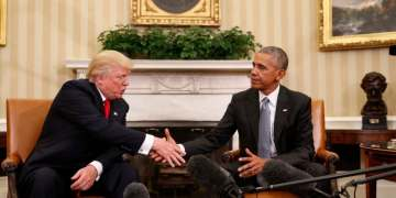 Barack Obama called Donald Trump a 'fascist', new documentary about Hillary Clinton claims