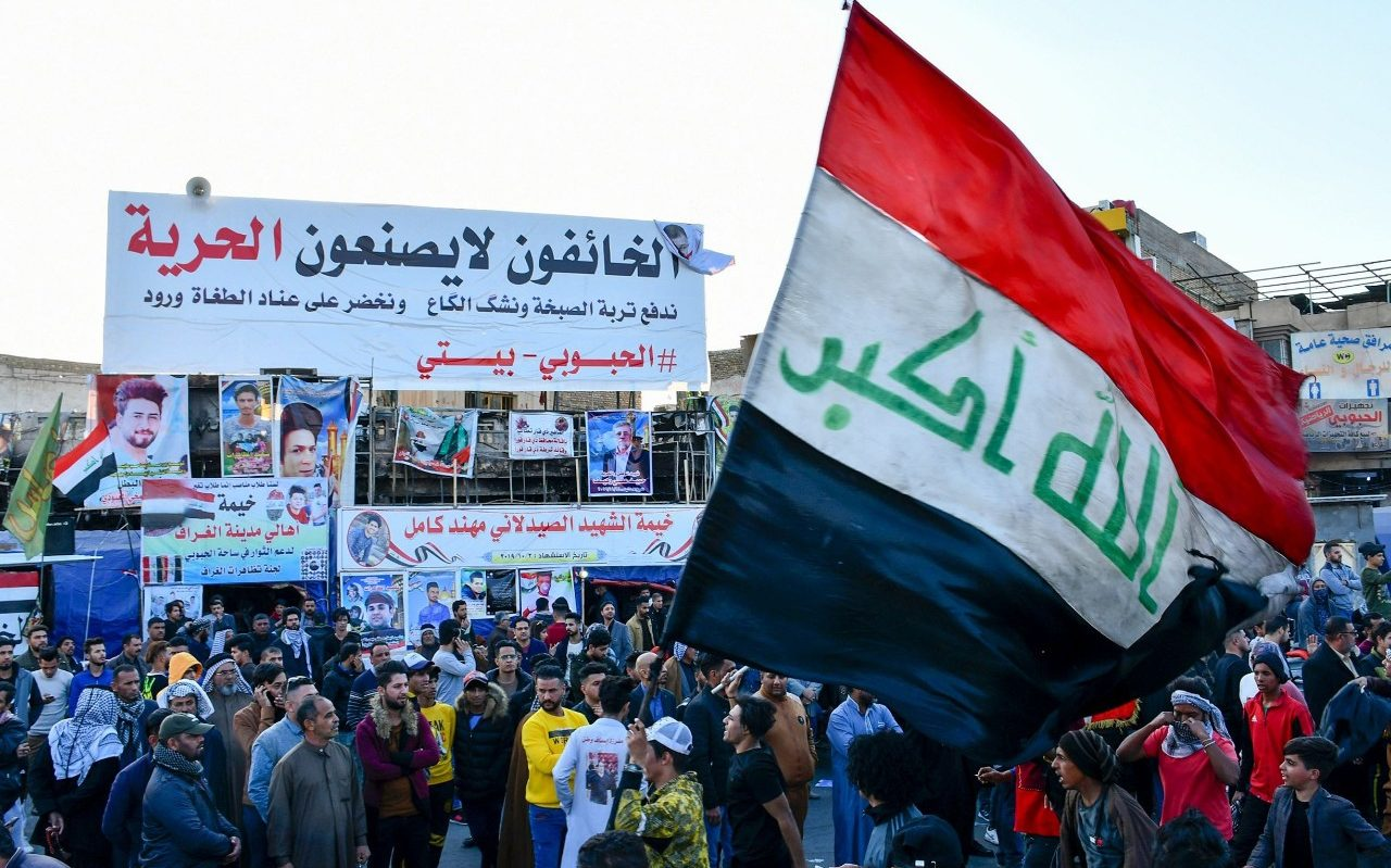 Iraqi anti-government protests continue despite appointment of new 'unbiased' prime minister