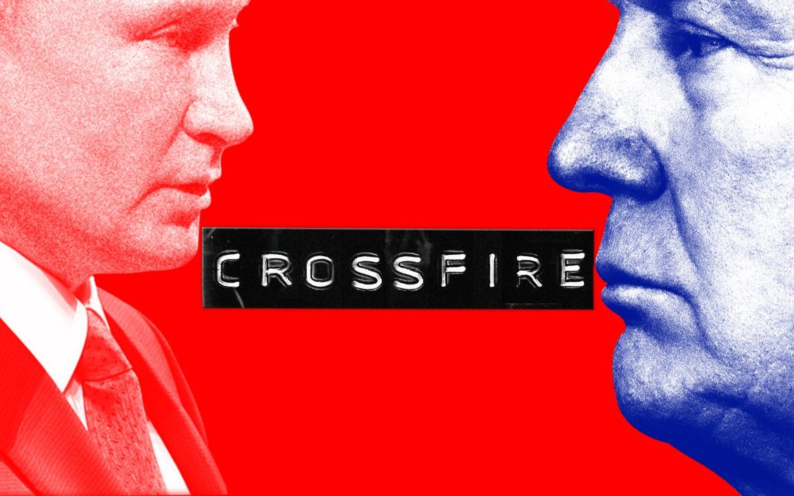 Crossfire: The untold story of Britain's role in the Trump-Russia scandal