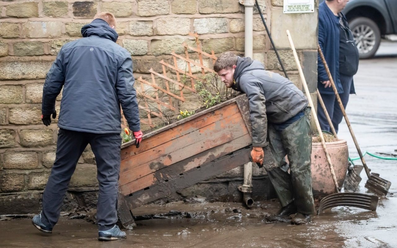 Storm Dennis: Prepare for worst floods of the 12 months, experts warn - latest news