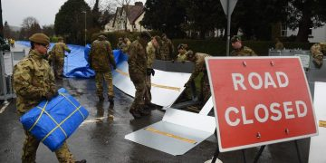 Storm Dennis latest information: Flood victims face another deluge
