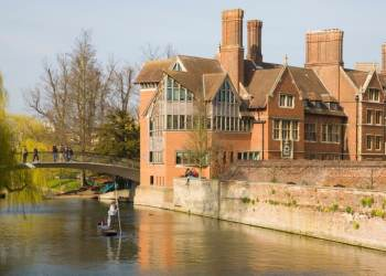 Cambridge college head 'steps again' after claims he mishandled sexual misconduct complaints