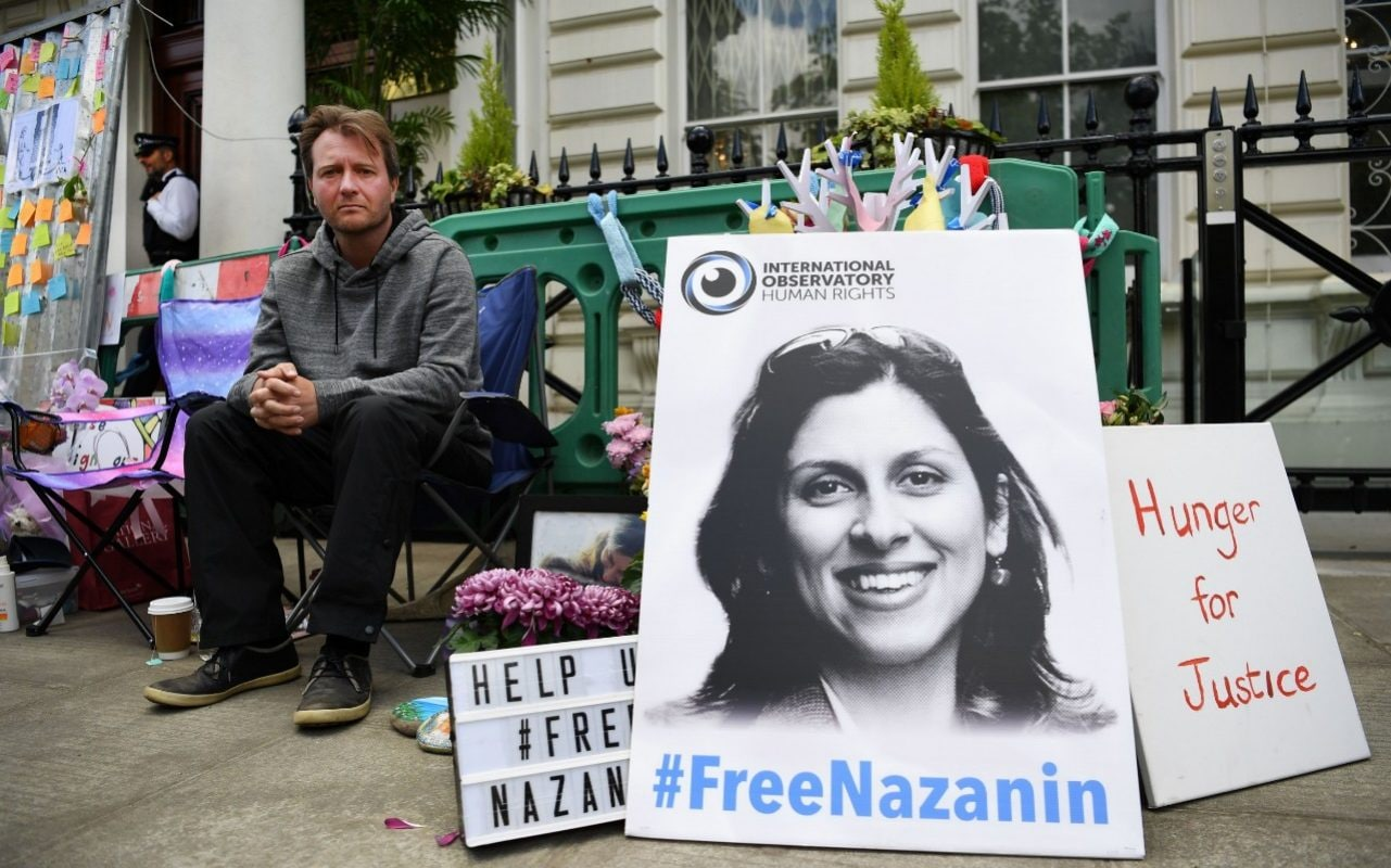 Nazanin Zaghari-Ratcliffe develops 'chilly' in Iranian prison where coronavirus is feared to have spread