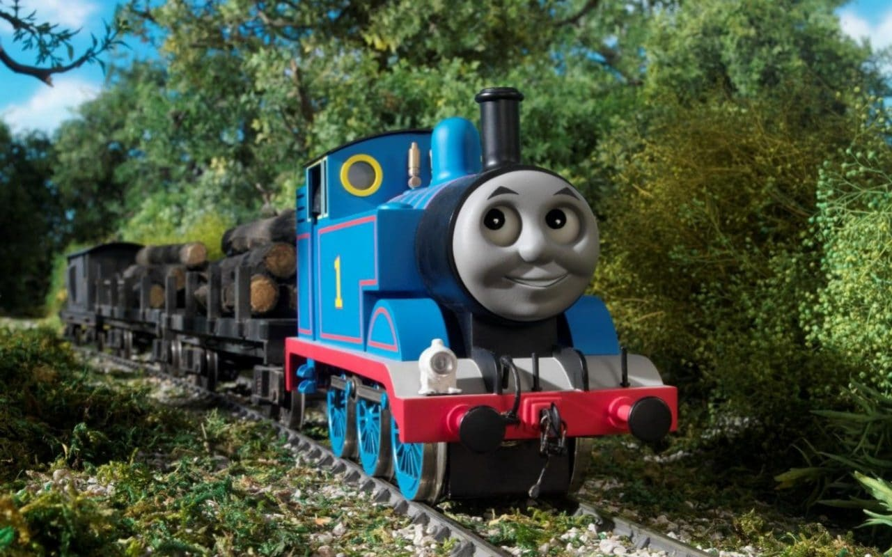 Thomas The Tank Engine narratorMichael Angelis dies suddenly