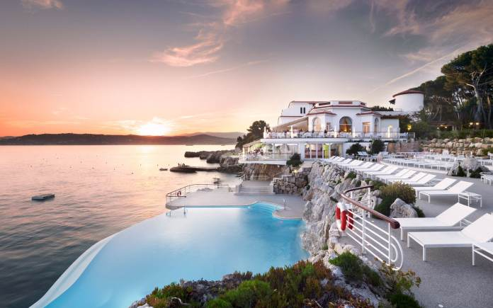 Hôtel du Cap Eden Roc will open on July 1