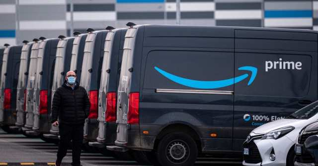 Amazon 'knew delivery drivers were urinating in bottles' despite claims to  contrary