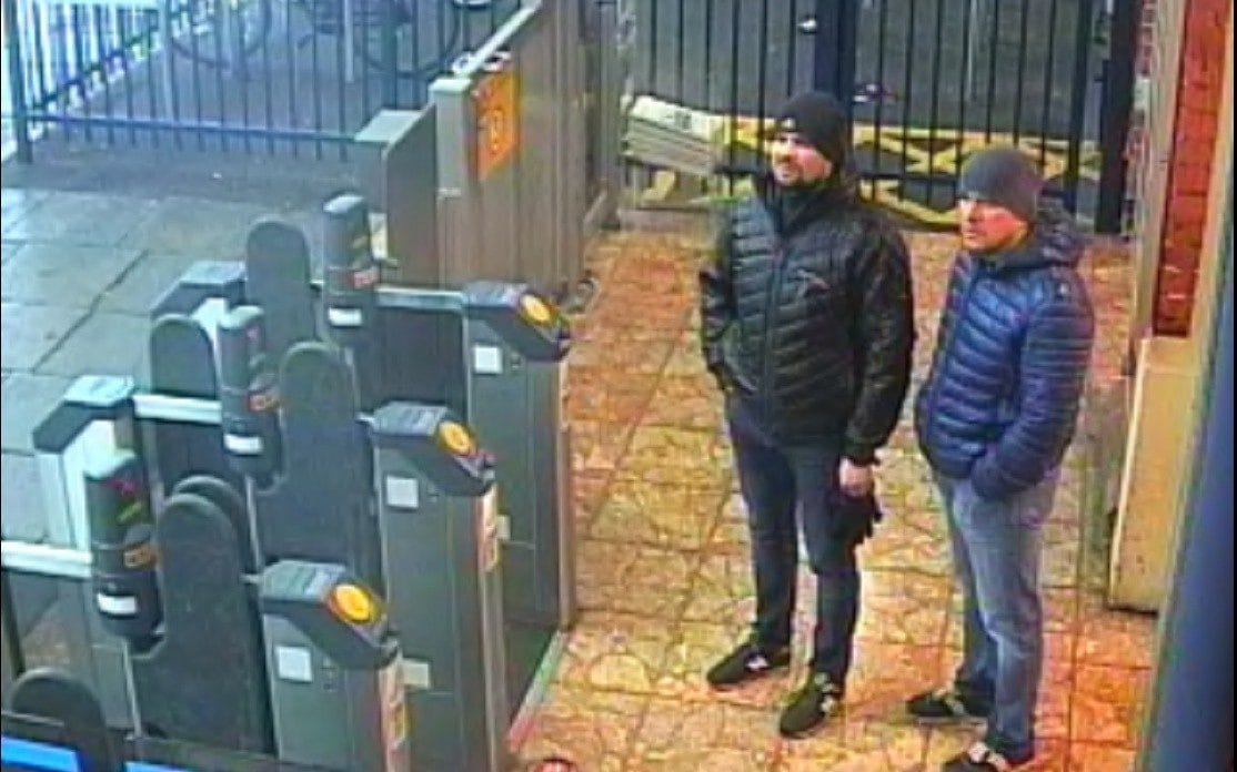 , Russian ringleader of Salisbury attack charged over Novichok poisoning, The Evepost BBC News
