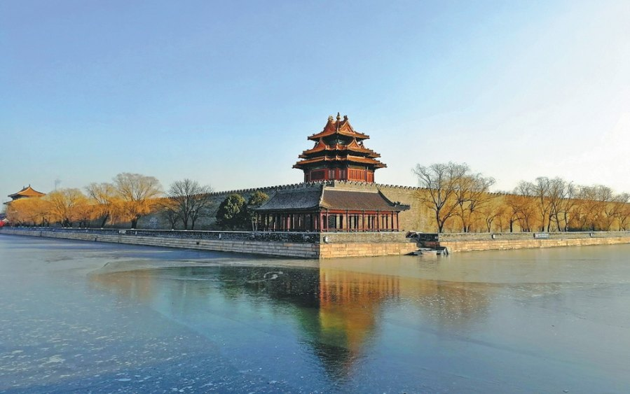 How Beijing s air quality improvement initiatives are paying off Beijing s Palace Museum