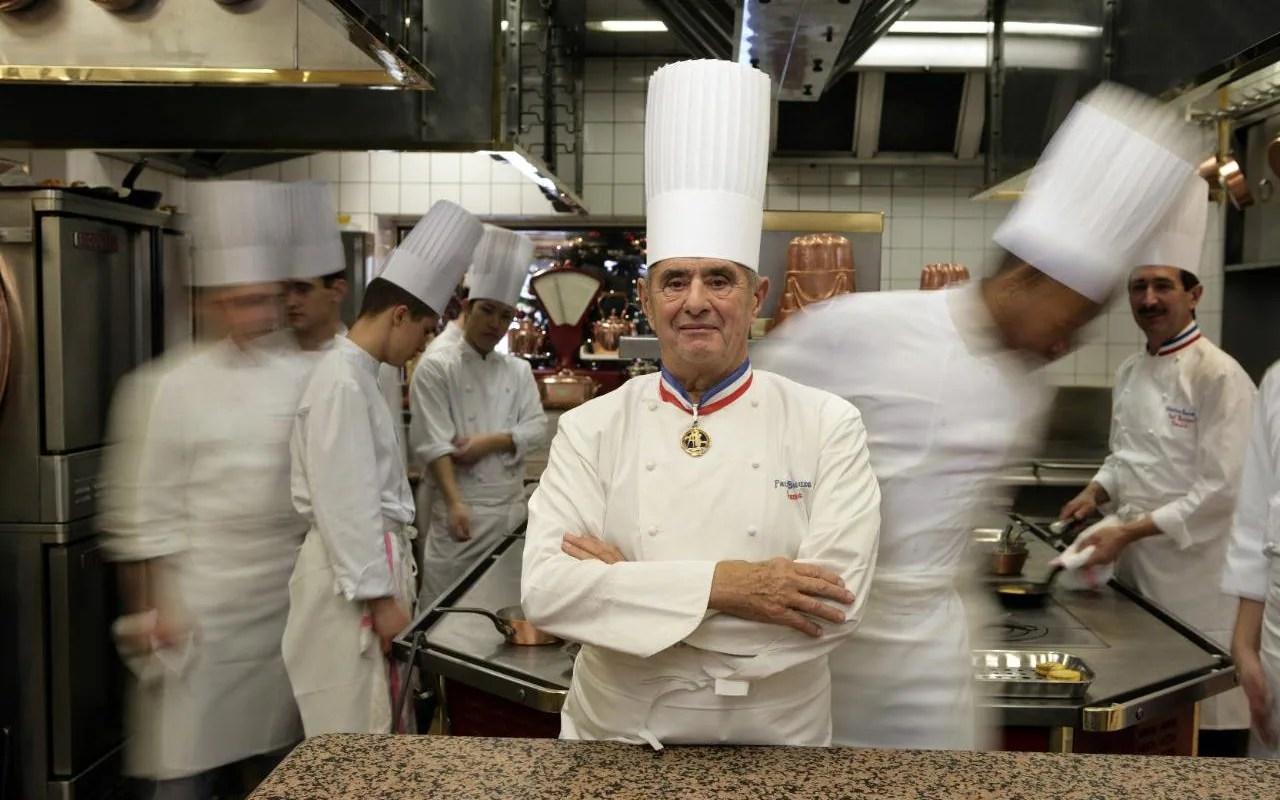 Paul Bocuse Three Star Michelin Chef Obituary