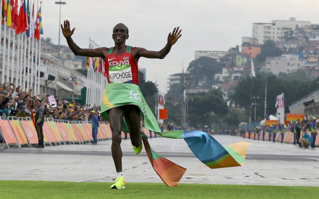 Image result for rio olympics marathon finish