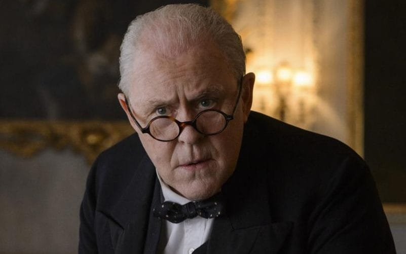 Image result for John Lithgow – The Crown – Netflix