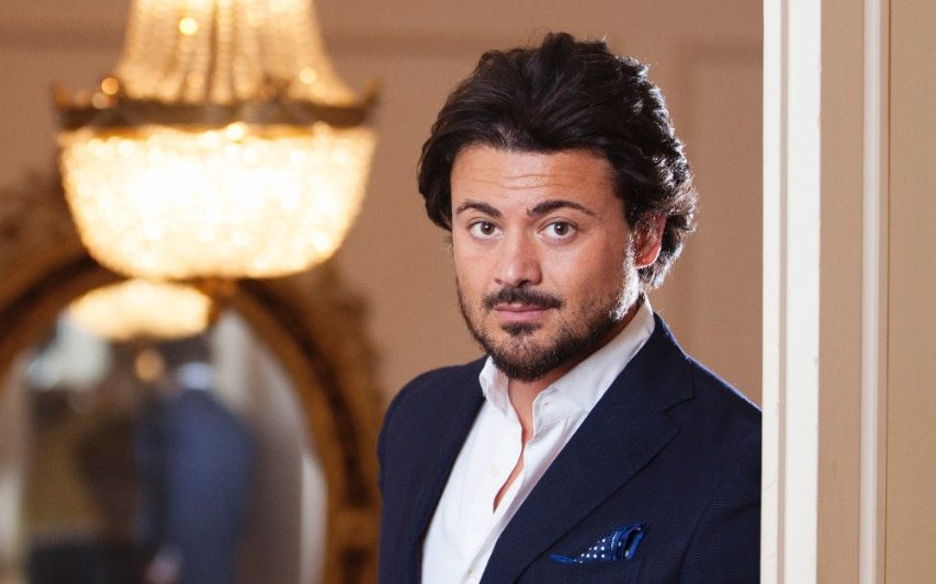 Opera Star Vittorio Grig 242 Lo I Am The Voice Of Italy
