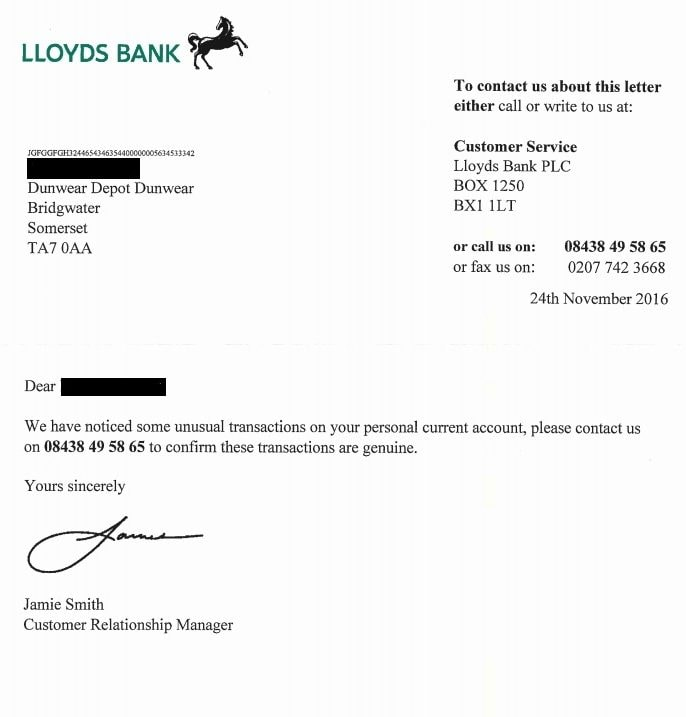First Security Bank Address