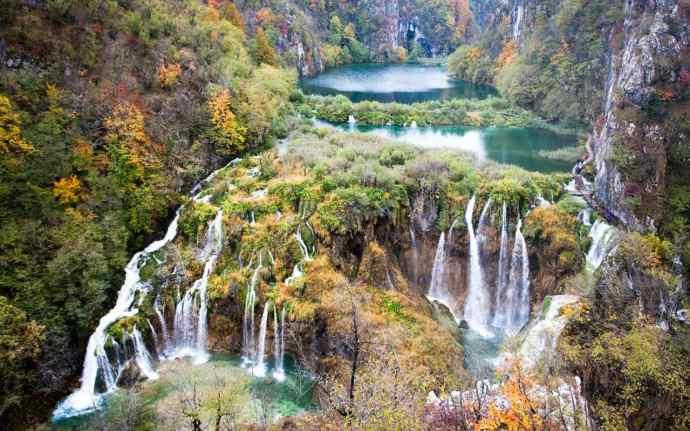 o que fazer na Croácia lagos de plitvice