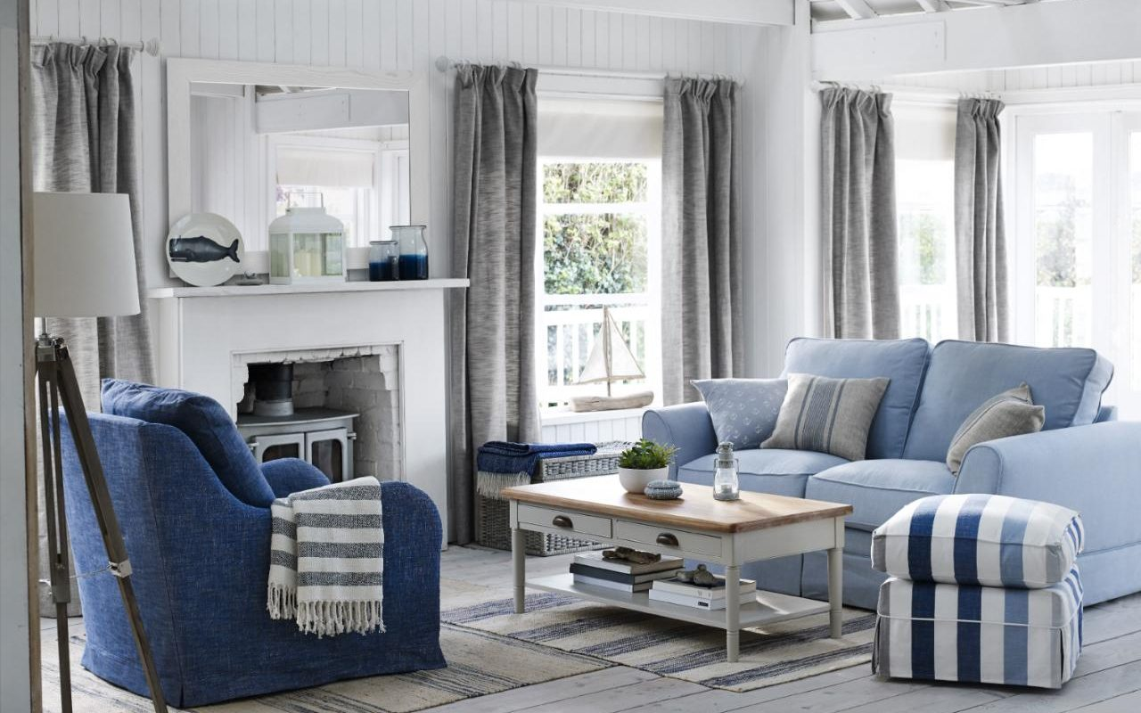 Nautical But Nice Seaside Interiors Without The Clichs