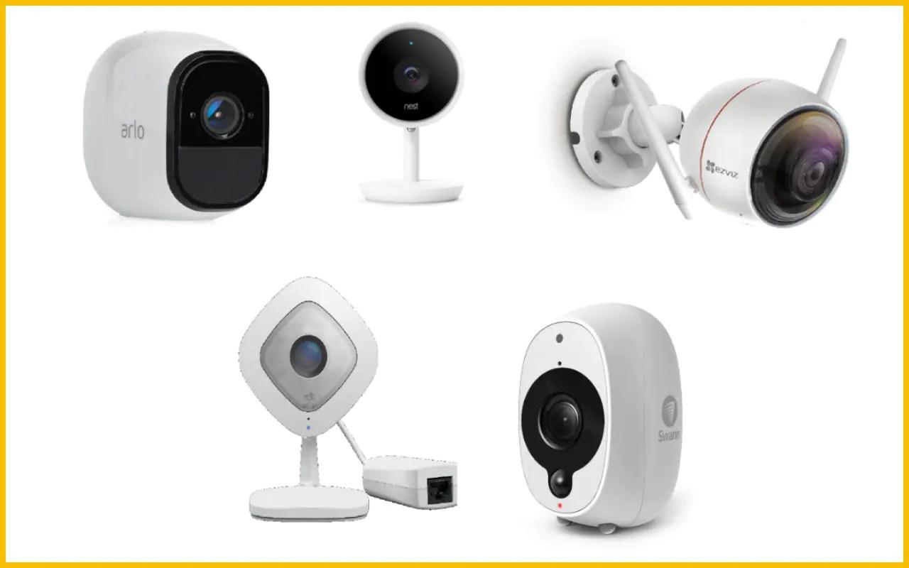 Cctv Camera Home Security