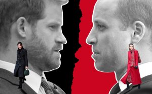 Will William and Harry's relationship ever improve?