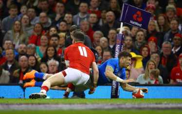 Image result for wales vs italy 2018