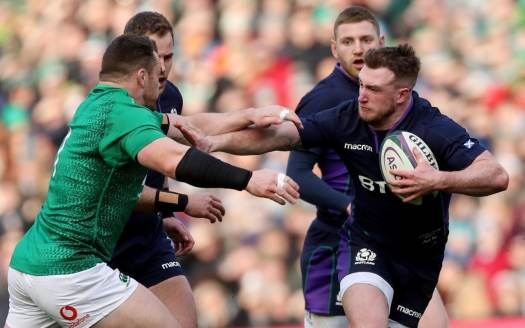 Ireland v Scotland, Six Nations 2020: What date and time ...