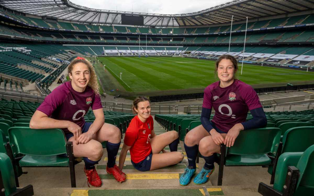 This will be the first full Six Nations campaign the trio will play together