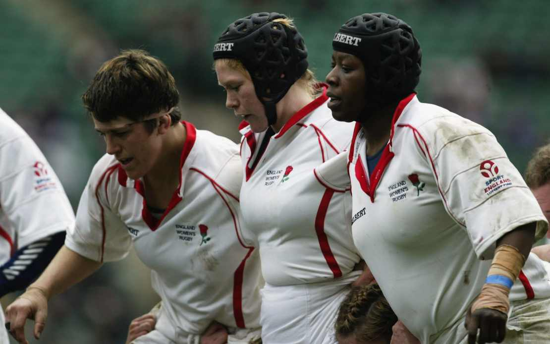 Maxine Edwards was appointed England captain in 2003