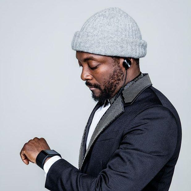 Will.i.am, умные часы, smart watch Dial, живое фото