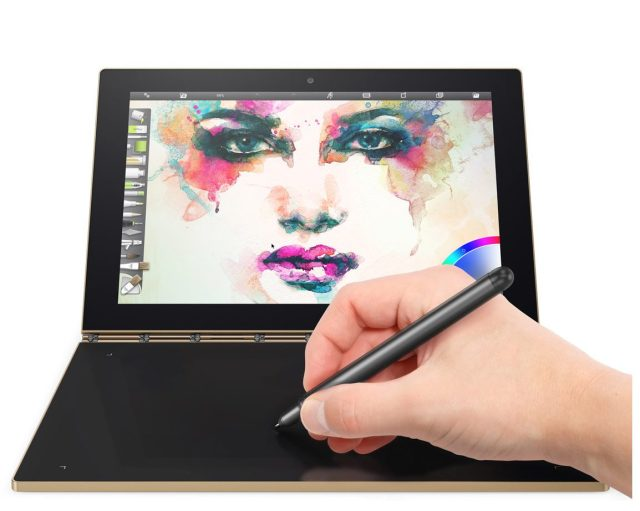 Lenovo YogaBook two-in-one