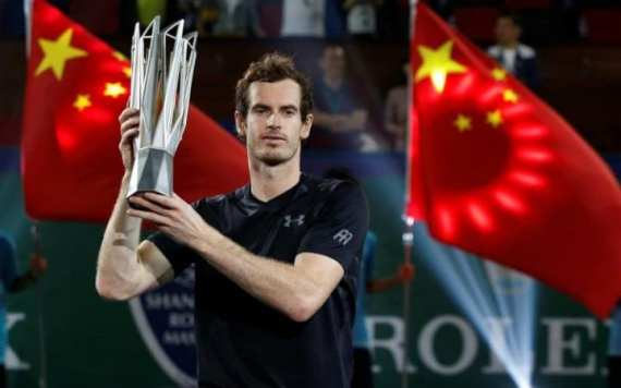 Image result for andy murray world number one