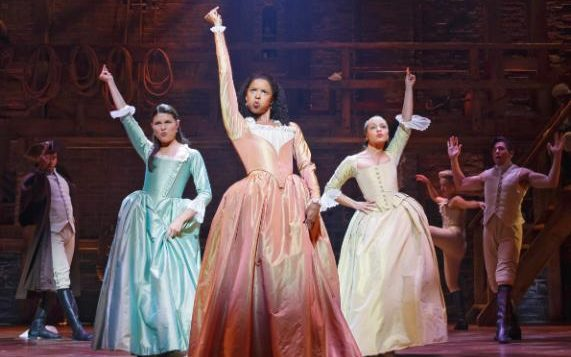 Image result for hamilton musical photos