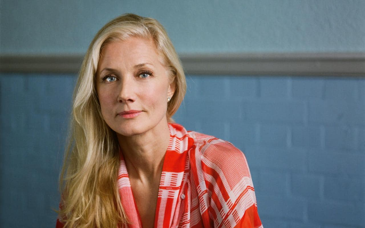 Joely Richardson Work Became A Salvation Outside The Grief