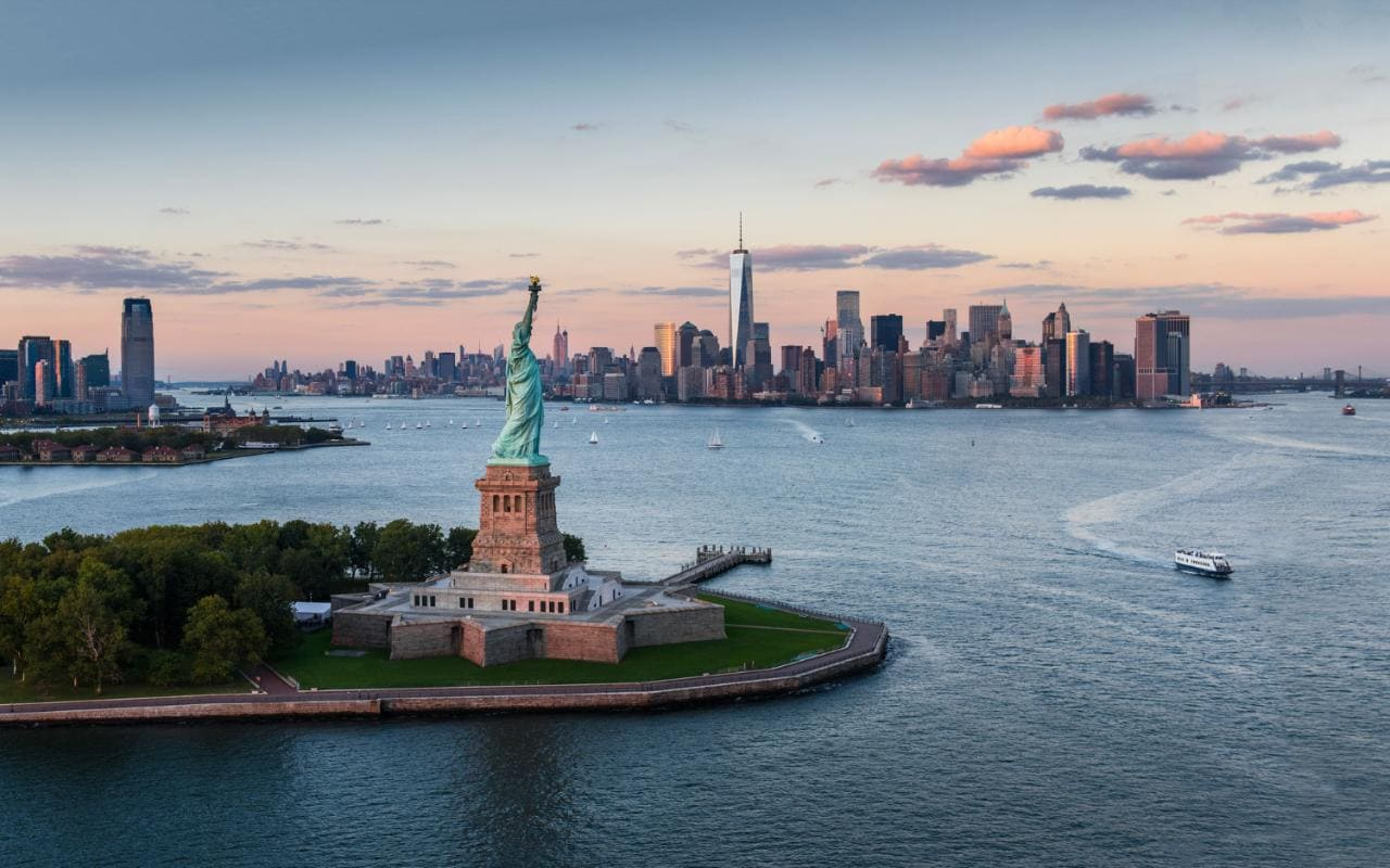 Five Sights That Defined New York City S History