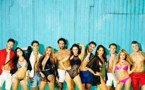 All's fair in love and war: some of the Love Island cast