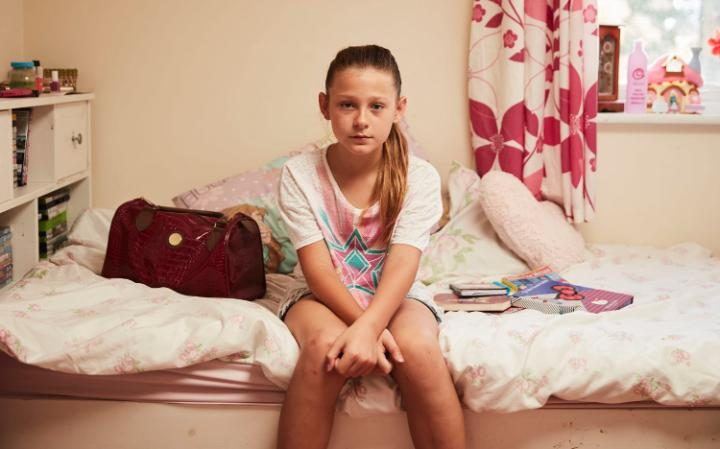 Eight-year-old Ash featured in Channel 4 'Kids on the Edge: the Gender Clinic' about the Tavistock clinic