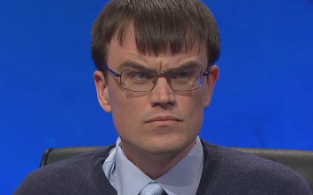 University Challenge Cult Hero Eric Monkman Branded Useless By